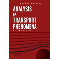 【预订】Analysis of Transport Phenomena
