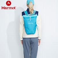 MARMOT/土拨鼠男女通用户外运动轻量立体裁剪双肩背包14L T24970