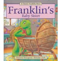 Franklin's Baby Sister小乌龟富兰克林:大哥哥富兰克林(经典故事书) ISBN 978177138