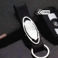 新款上市 钥匙扣 男女 真皮腰挂式皮带汽车钥匙扣