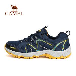 camel骆驼户外男款徒步鞋 防滑减震男款户外鞋登山鞋