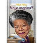 【预订】Who Was Maya Angelou?