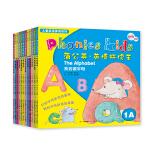 蒲公英·英语拼读王(全12册+9CD+6DVD光盘)