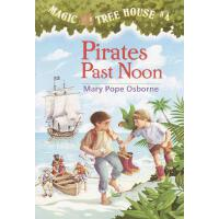 [现货]神奇树屋第4册 Magic Tree House 4: Pirates Past Noon