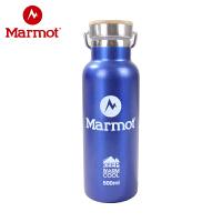 Marmot/土拨鼠新款户外不锈钢保温杯500ML大容量保温杯 RE10500