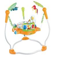 婴儿跳跳椅宝宝弹跳椅秋千儿童室内健身架器3-6-12月早教玩具c