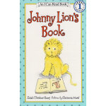 Johnny Lion's Book 小狮子的书(I Can Read, Level 1) ISBN978006444