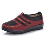 春秋女鞋老北京布鞋女单鞋中老年人女鞋妈妈鞋奶奶软底