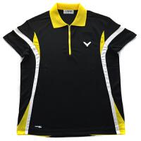 VICTOR/胜利 男款针织短袖POLO衫 S-3011