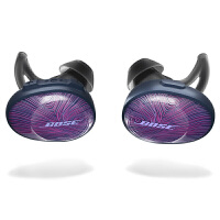 【当当自营】Bose SoundSport Free限量版-绚蓝紫 无线耳机 真无线蓝牙耳机