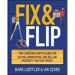 【预订】Fix & Flip: The Canadian How-To Guide for Buying, Renov
