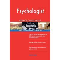 【预订】Psychologist Red-Hot Career Guide; 2507 Real Interview