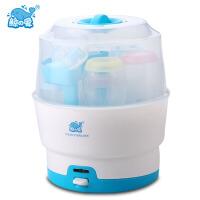 奶瓶消毒器多功能宝宝消毒锅儿童消毒柜蒸汽杀菌防干烧