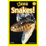 National Geographic Readers,Level 2: Snakes 美国《国家地理》杂志-儿童科普分级阅读,第2级:蛇 ISBN 9781426304286