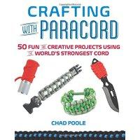【预订】Crafting with Paracord: 50 Fun and Creative Projects Us