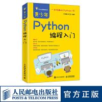 青少年Python编程入门 中小学SETM创新教育图书 Python零基础自学入门