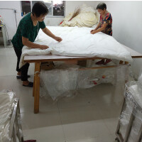 手工蚕丝被100%桑蚕丝棉被子母被儿童春秋被冬被夏凉被子被芯