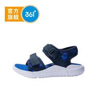 【下单立减价:98.6】361度童鞋 男童沙滩凉鞋 中大童 2019年夏季新品K71922666