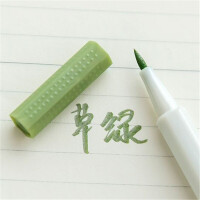 STA斯塔金属彩色油漆笔 记号笔 照片涂鸦笔 DIY相册彩笔软笔毛笔