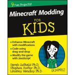 【预订】Minecraft Modding For Kids For Dummies