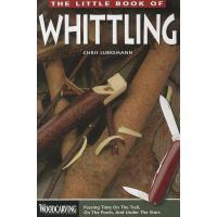 【预订】The Little Book of Whittling