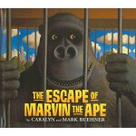 【预订】The Escape of Marvin the Ape