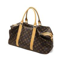 短途旅行包女手提大容量轻便潮约运动健身包时尚出差行李旅行袋 中