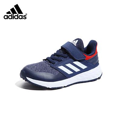 【券后价:259元】阿迪达斯adidas童鞋19新款儿童跑步鞋男童FortaFaito EL K运动鞋 (5-10岁可选) F34122 【11.13超品日:限时领券立减100元】