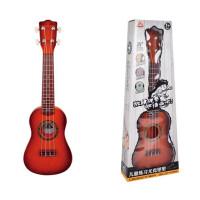 尤克里里初学者 儿童吉他玩具可弹奏男孩女孩乐器21寸生日礼物