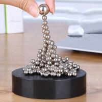 创意摆件客厅家居装饰品办公桌面新奇特磁力雕塑送男女生生日礼物