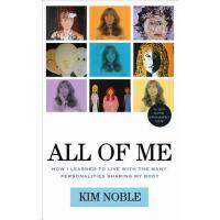 【预订】All of Me: How I Learned to Live with the Many Personal