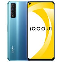 vivo iQOO U1 高通骁龙720G 18W闪充4500mAh超大电池强续航 6.53英寸极点屏 全网通4G手机