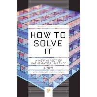 【现货】How to Solve It: A New Aspect of Mathematical Method 英文原