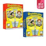 送音频 英文原版 神奇校车全20册 The Magic School Bus Science Readers 一二辑合