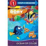 【预订】Ocean of Color (Disney/Pixar Finding Dory) 978073643519