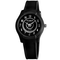 新款超薄防水儿 童手表时尚轻薄概念学生石英表男孩女孩