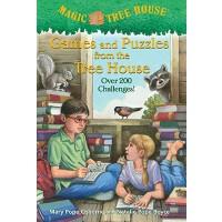 [现货]Magic Tree House: Games and Puzzles from the Tree House