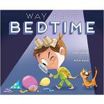 【预订】Way Past Bedtime 9781481449526