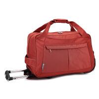 男商务拉杆包女旅行包大容量箱子牛津布拉杆箱双人行李箱22/24寸可商务出差、手提包