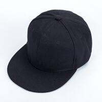 棒球帽男士帽子 春天基本款光板女士太阳帽鸭舌帽潮平沿遮阳通用