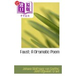 【中商海外直订】Faust: A Dramatic Poem