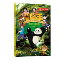 少年冒险王・雅安大熊猫(注音版)