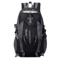 户外双肩包大容量旅行背包男女通用出行旅游包防水尼龙布登山大包