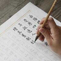 小楷毛笔练字帖岳阳楼记成人入门楷书初学者软笔临摹书法描红宣纸