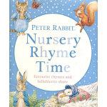 Peter Rabbit: Nursery Rhyme Time [Board Book]彼得兔:童谣时间(卡板精装书)ISBN 9780723266983