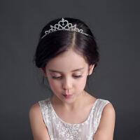 儿童发饰女童头饰公主王冠皇冠发箍万圣节演出