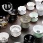 茶漏茶滤创意陶瓷过滤网茶叶茶隔过滤器功夫茶具
