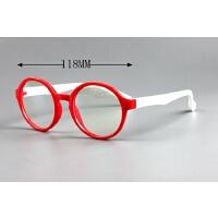 儿童防蓝光眼镜护目镜防辐射男童电脑保护眼睛女童平光镜