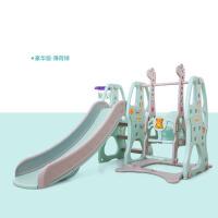 滑滑梯秋千组合小型室内家用游乐园幼儿园宝宝小孩玩具