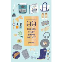 【预订】99 Things That Bring Me Joy (Guided Journal)